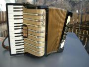 Hohner Ziehharmonika 2