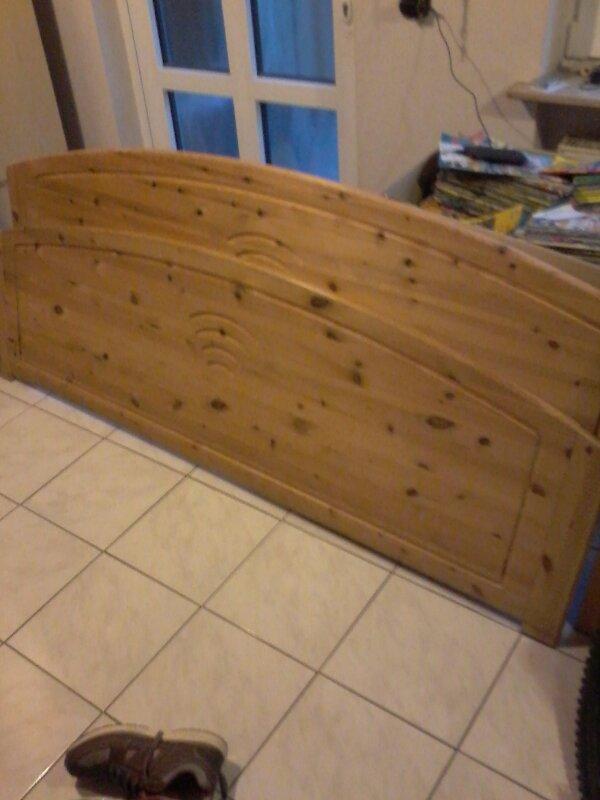 vollholz bett neu und gebraucht kaufen bei. Black Bedroom Furniture Sets. Home Design Ideas