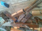 Holzhobelsammlung