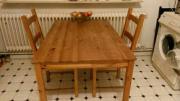 Holztisch (Ingo) mit