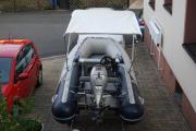 Honwave Schlauchboot 15PS