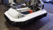Hovercraft Luftkissenboot mit