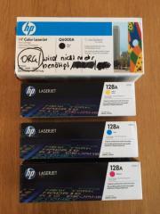 HP Druckerpatrone 128A