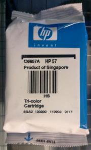 HP57 Tintenpatrone C6657A