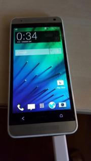 HTC one mini. verkaufe mein HTC one mini. Displayschaden und mehrere Risse im Rahmen. Funktion einwandfrei da das Phone zum Zeitpunkt des Unfalls gerade mal 4 ... 40,- D-76327Pfinztal Heute, 12:40 Uhr, Pfinztal - HTC one mini. verkaufe mein HTC one mini. Displayschaden und mehrere Risse im Rahmen. Funktion einwandfrei da das Phone zum Zeitpunkt des Unfalls gerade mal 4