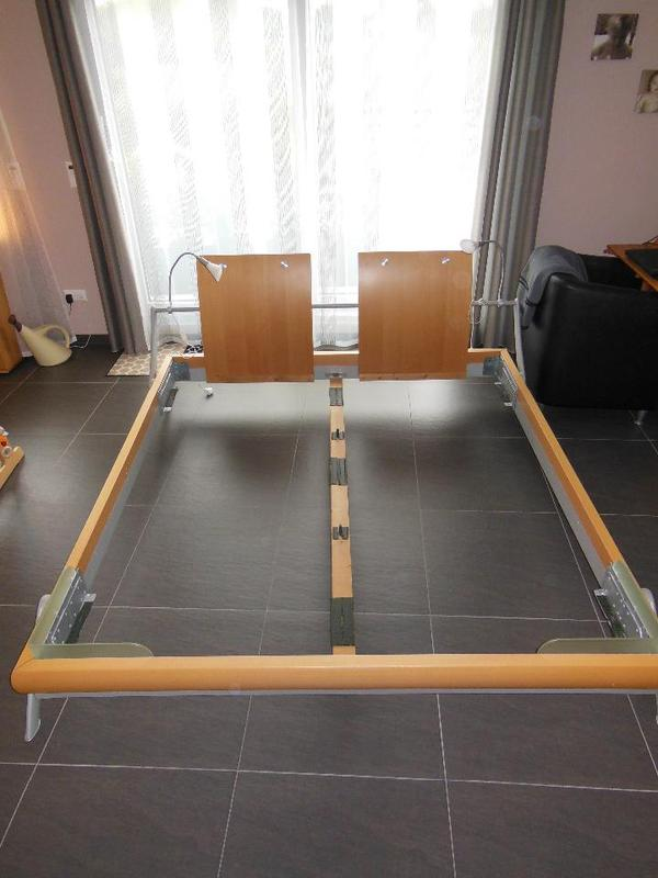 h lsta doppelbett aus der serie fancy mit lattenrosten und. Black Bedroom Furniture Sets. Home Design Ideas