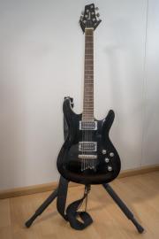 IBANEZ SZ 320 BK E-Gitarre Verkaufe eine IBANEZ SZ 320 BK im guten bis sehr guten Zustand. Das Instrument wurde nur im Gitarrenunterricht und zu Hause gespielt; keine Bühnen- ... 300,- D-70839Gerlingen Heute, 09:14 Uhr, Gerlingen - IBANEZ SZ 320 BK E-Gitarre Verkaufe eine IBANEZ SZ 320 BK im guten bis sehr guten Zustand. Das Instrument wurde nur im Gitarrenunterricht und zu Hause gespielt; keine Bühnen-