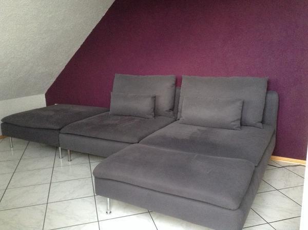 Ikea Schreibtisch Frederick ~ Euro , bestehend als 1 Recamiere 1 Sessel 1 Hocker Element ( der