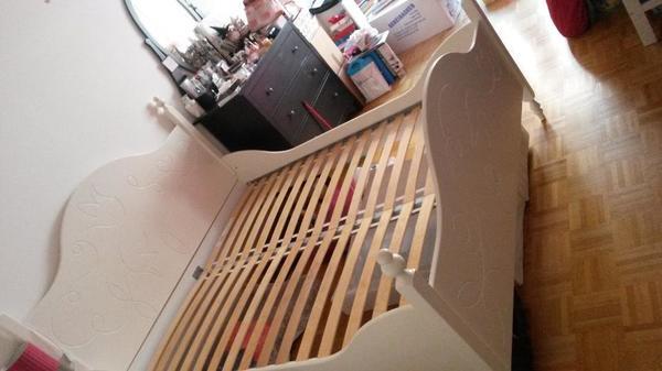 Hemnes Bett günstig gebraucht kaufen - Hemnes Bett verkaufen ...