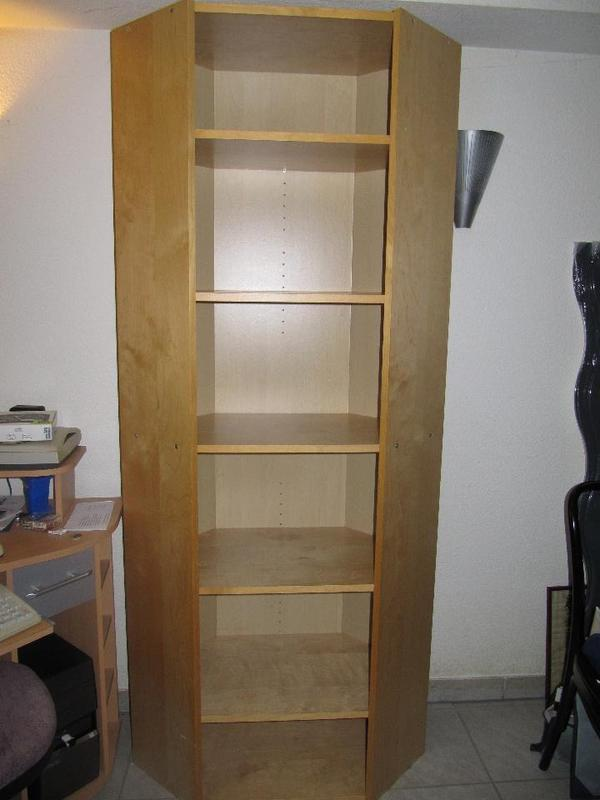 eckregale neu und gebraucht kaufen bei. Black Bedroom Furniture Sets. Home Design Ideas