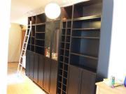 3x best tombo vitrinent r aluminium mit glas wie neu in stuttgart ikea m bel kaufen und. Black Bedroom Furniture Sets. Home Design Ideas