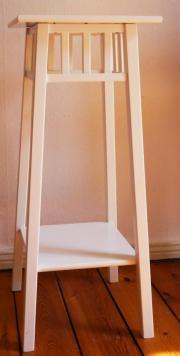 blumenstaender weiss haushalt m bel gebraucht und neu kaufen. Black Bedroom Furniture Sets. Home Design Ideas