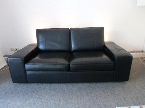 ikea kivik 2er sofa leder neuwertig in m nster polster. Black Bedroom Furniture Sets. Home Design Ideas