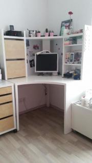 micke eckschreibtisch haushalt m bel gebraucht und neu kaufen. Black Bedroom Furniture Sets. Home Design Ideas