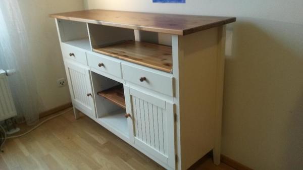 Ikea sideboard kaufen gebraucht und g nstig for Ikea holzkommode