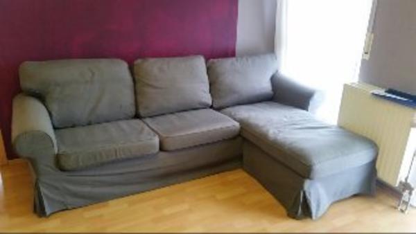 sofa bequemes sofa neu und gebraucht kaufen bei. Black Bedroom Furniture Sets. Home Design Ideas