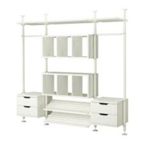 Aufbewahrungssystem Ikea ikea regalsystem stolmen gispatcher com