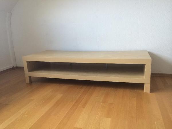 ikea tv bank lack farbe birke in karlsruhe ikea m bel. Black Bedroom Furniture Sets. Home Design Ideas