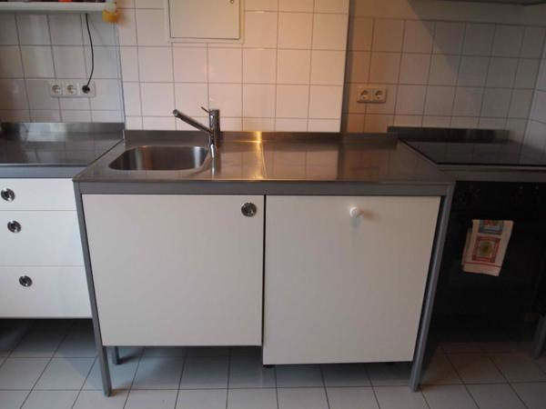 ikea udden modulk che mit elektroger ten in frankfurt k chenm bel schr nke kaufen und. Black Bedroom Furniture Sets. Home Design Ideas