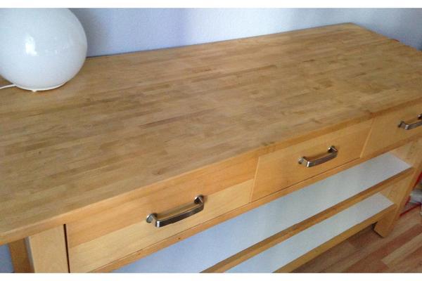 ikea unterschrank arbeitsplatte. Black Bedroom Furniture Sets. Home Design Ideas