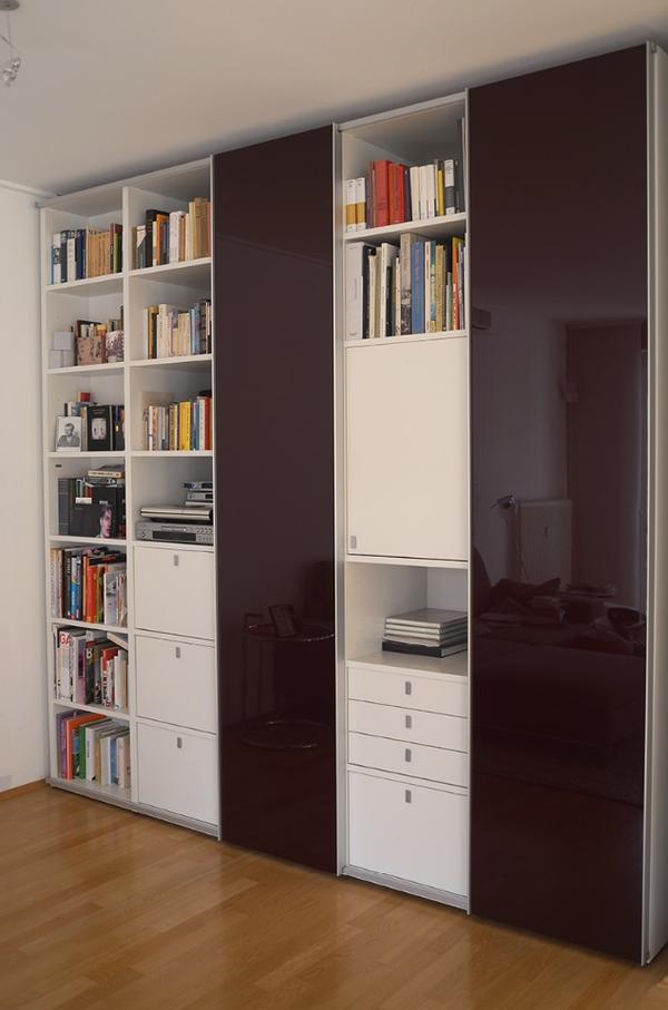 interl bke studimo wohnzimmer schrankwand in m nchen designerm bel klassiker kaufen und. Black Bedroom Furniture Sets. Home Design Ideas