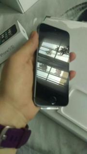iPhone 5s wie