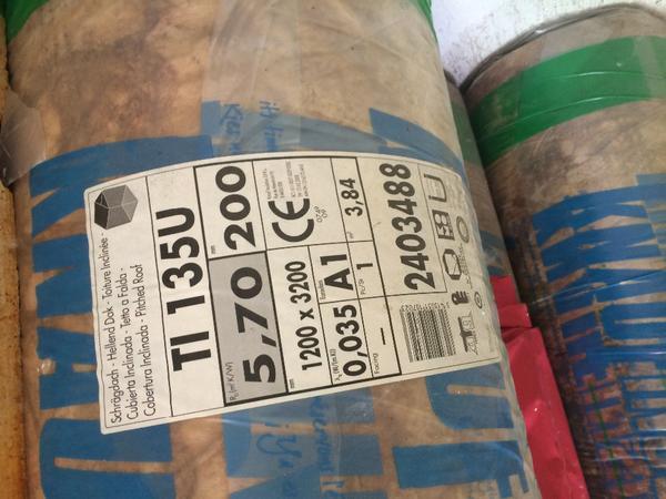 isoliermaterial 200 mm in karlsruhe sonstiges material f r den hausbau kaufen und verkaufen. Black Bedroom Furniture Sets. Home Design Ideas