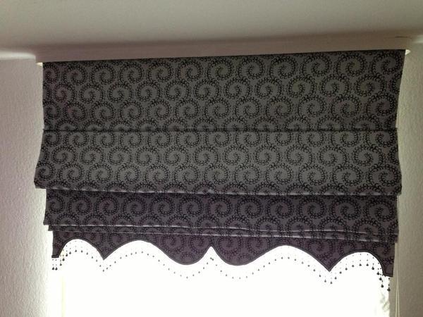 jalousien raflolu perde schwarz grau mit glitzer vorhang in schw bisch gm nd gardinen. Black Bedroom Furniture Sets. Home Design Ideas