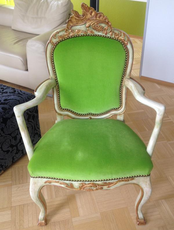 joop lounge stuhl rococo in stuttgart designerm bel klassiker kaufen und verkaufen ber. Black Bedroom Furniture Sets. Home Design Ideas