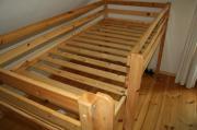 Jugendzimmer Hoch Betten