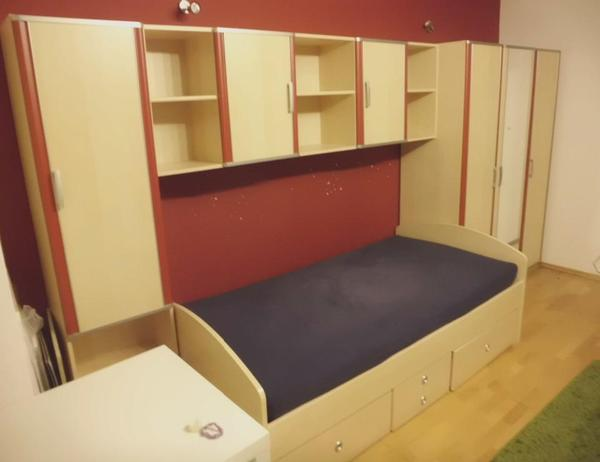 Jugendzimmer buche neu und gebraucht kaufen bei for Jugendzimmer echtholz