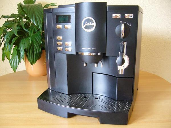 Sonstige (Kaffee & Espressomaschinen) Augsburg gebraucht  ~ Kaffeemaschine Jura Impressa