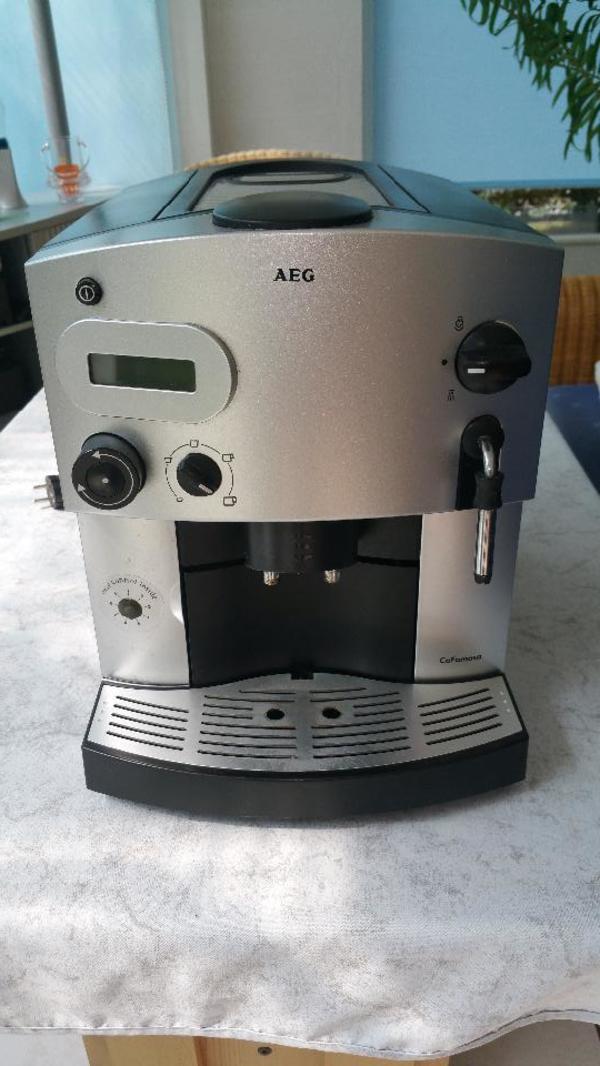 kaffeemaschine aeg cafamosa kaffeevollautomat verliert. Black Bedroom Furniture Sets. Home Design Ideas