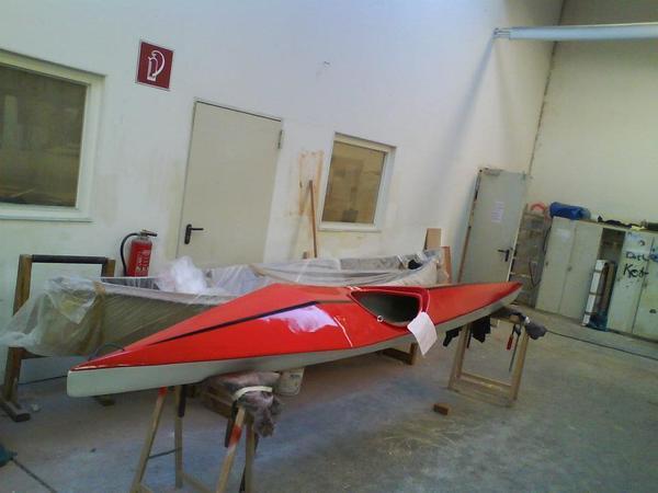 kajak rennkajak in hamburg kanus ruder schlauchboote kaufen und verkaufen ber private. Black Bedroom Furniture Sets. Home Design Ideas