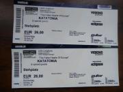 KATATONIA in Stuttgart