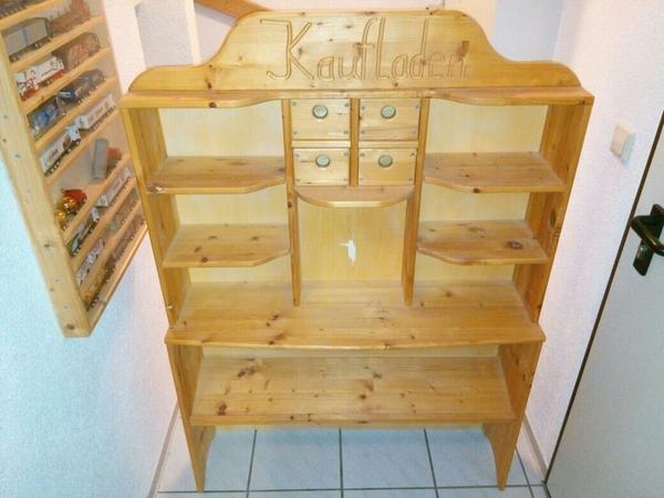 kaufladen mit zubeh r in gehlweiler holzspielzeug kaufen. Black Bedroom Furniture Sets. Home Design Ideas