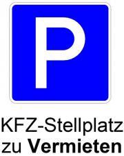 KFZ - Stellplatz zu