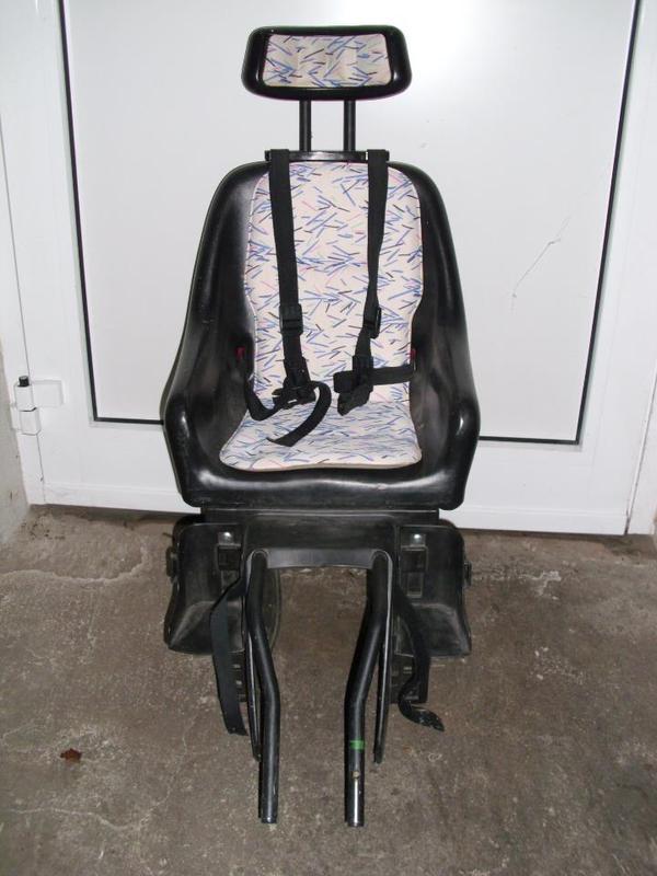 Kettler Fahrradsitz