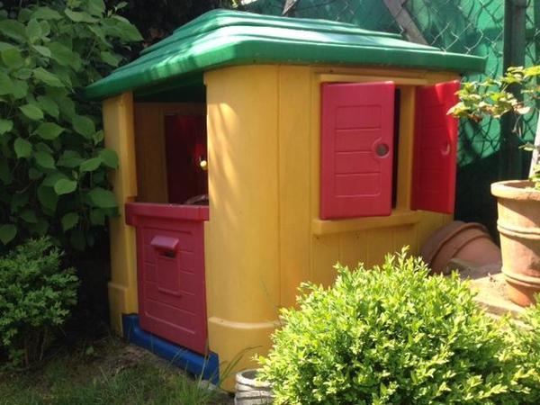Spielhaus neu und gebraucht kaufen bei - Chicco gartenhaus ...