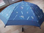 Kinder-Regenschirm; Motiv: