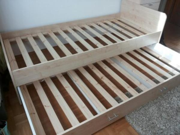 kinderbett funktionsbett f r 2 in mannheim betten kaufen. Black Bedroom Furniture Sets. Home Design Ideas