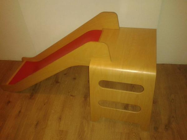 kinderrutsche neu und gebraucht kaufen bei. Black Bedroom Furniture Sets. Home Design Ideas