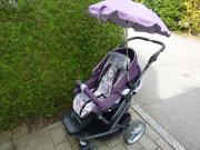 Kinderwagen Teutonia Quadro