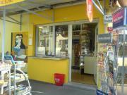 Kiosk mit Grundstück