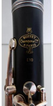 Klarinette Buffet E10