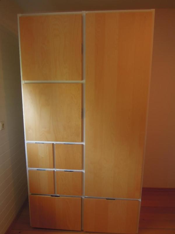 kleiderschrank ikea in dornbirn schr nke sonstige schlafzimmerm bel kaufen und verkaufen ber. Black Bedroom Furniture Sets. Home Design Ideas