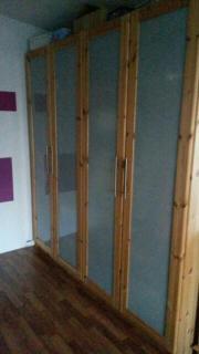 schlafzimmerschrank fichte kaufen gebraucht und g nstig. Black Bedroom Furniture Sets. Home Design Ideas