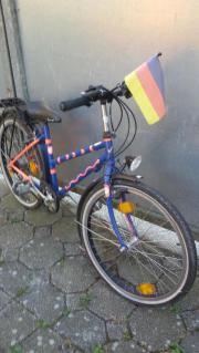 kleine fahrrad