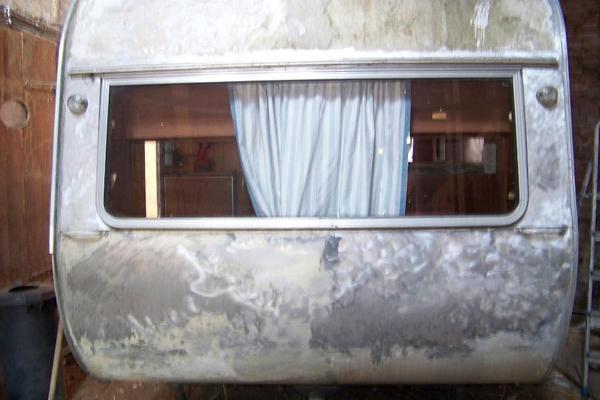 kleiner wohnwagen eifelland m etagenbett elektrik neu. Black Bedroom Furniture Sets. Home Design Ideas