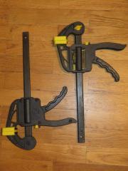 Klemmen, Hammer, Akkuschrauber (